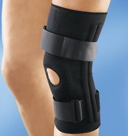 Бондаж на колено