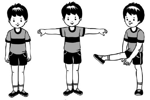 упражнения для поясницы