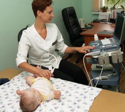 узи тазобедренных суставов новорожденных
