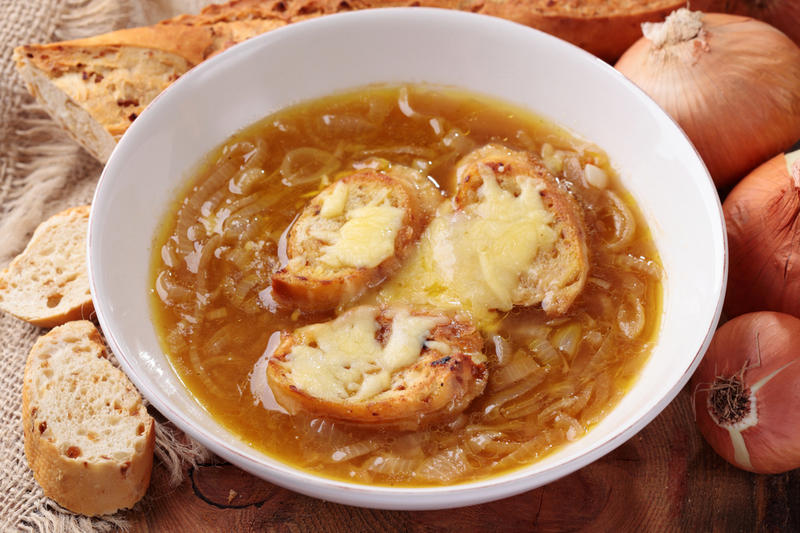 рецепт лукового супа как помошник при остеопоро