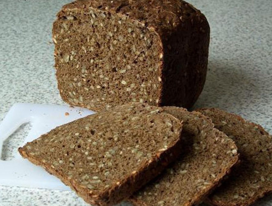 ржаной или отрубной хлеб