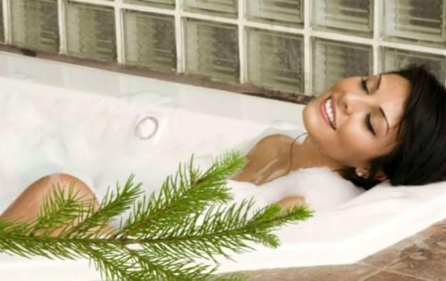 Хвойные ванны при артрите
