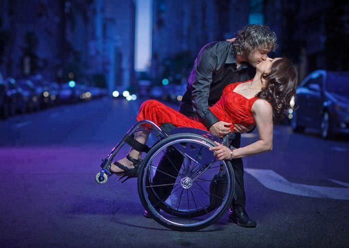 Жизнь с инвалидностью