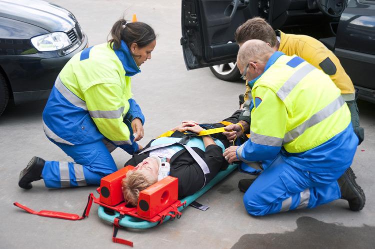 Медики скорой помощи