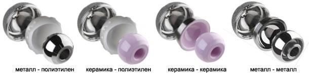 Чашки протезов