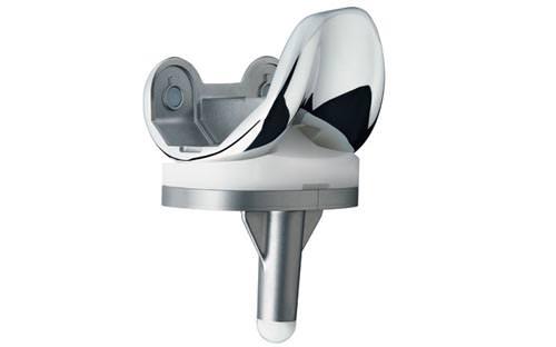 Металлический имплант для колена