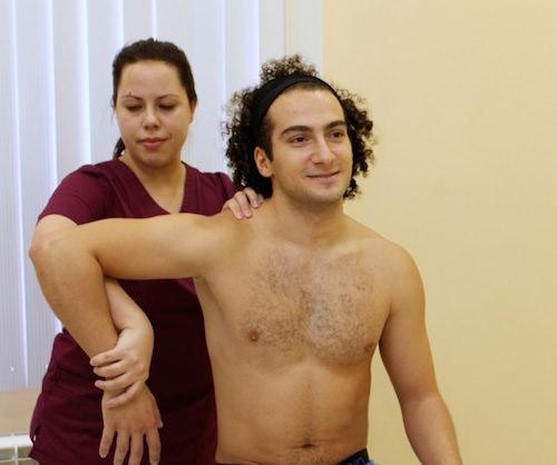 Периартрит плечевого сустава - причины, симптомы и лечение