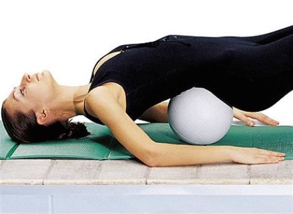 Лечебная гимнастика при остеохондрозе