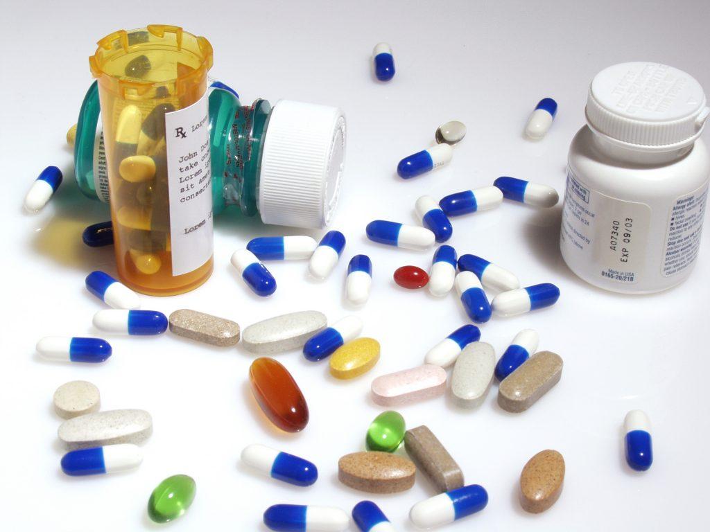 Медикаментозное-лечение