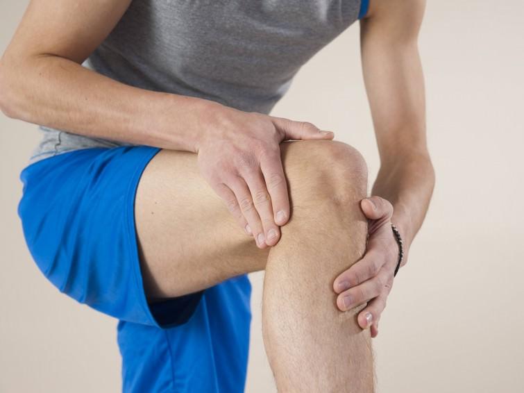 Болевой синдром в коленном суставе