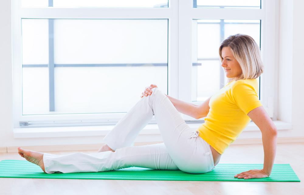 Лечебная гимнастика при артрозе коленного сустава 1-2-3 степени: видео
