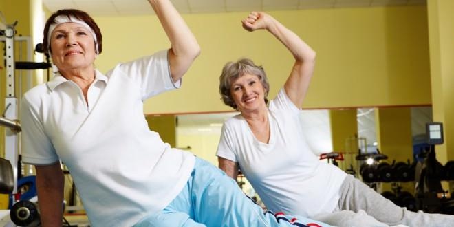 Лечебная физкультура при остеопорозе для пожилых женщин