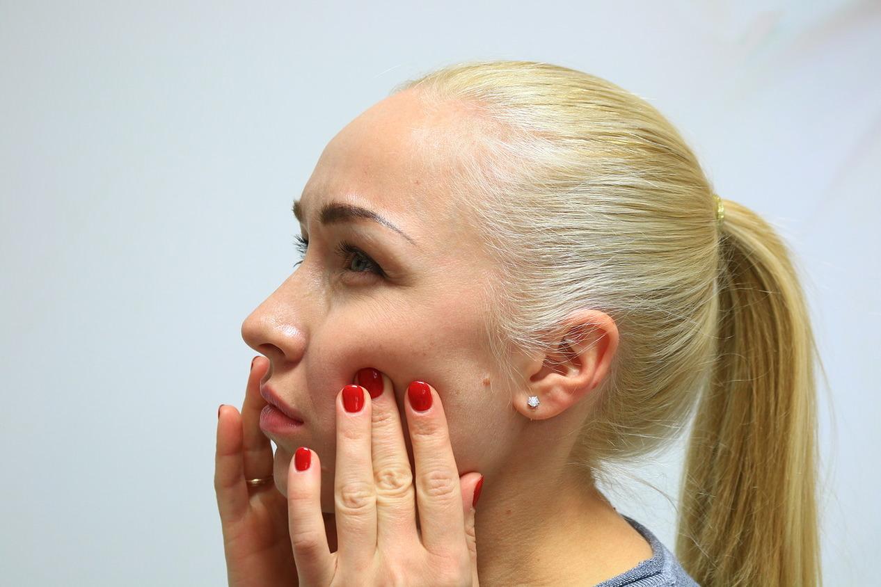 Деструкция челюстного сустава