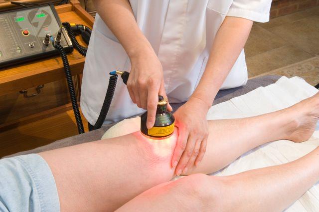 Как проходит лечение лазером артроза