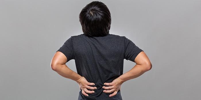 Симптомы артроза в поясничном отделе