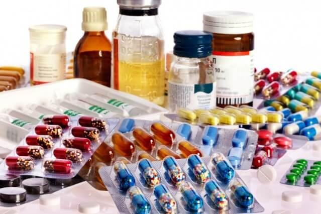 Медикаментозное лечение позвоночника