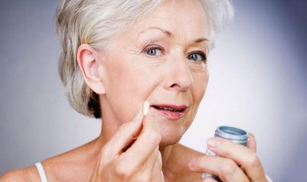 Лечение остеопороза во время климакса