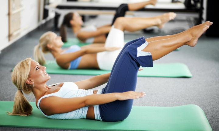 Тренировка тазобедренных мышц