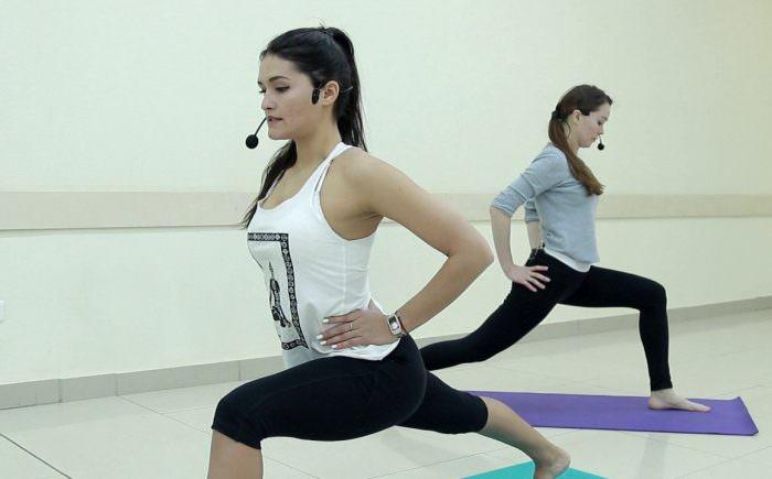 Гимнастика для бедренных мышц