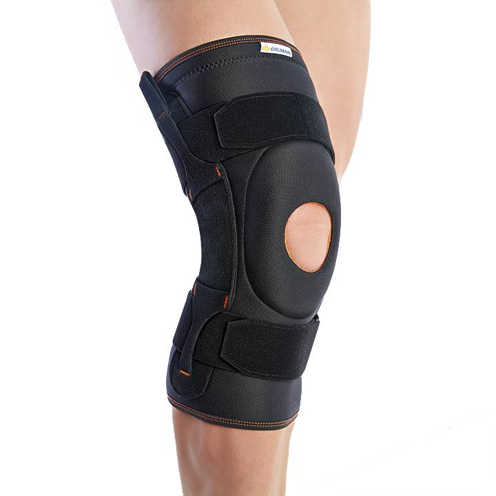 Ортопедический фиксатор колена