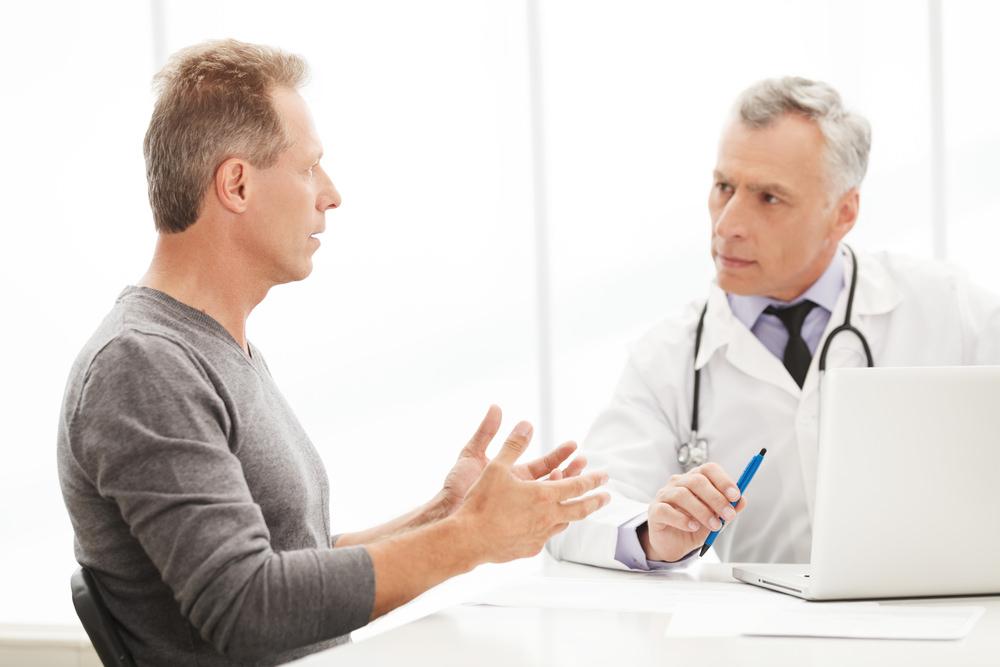 На приеме у врача