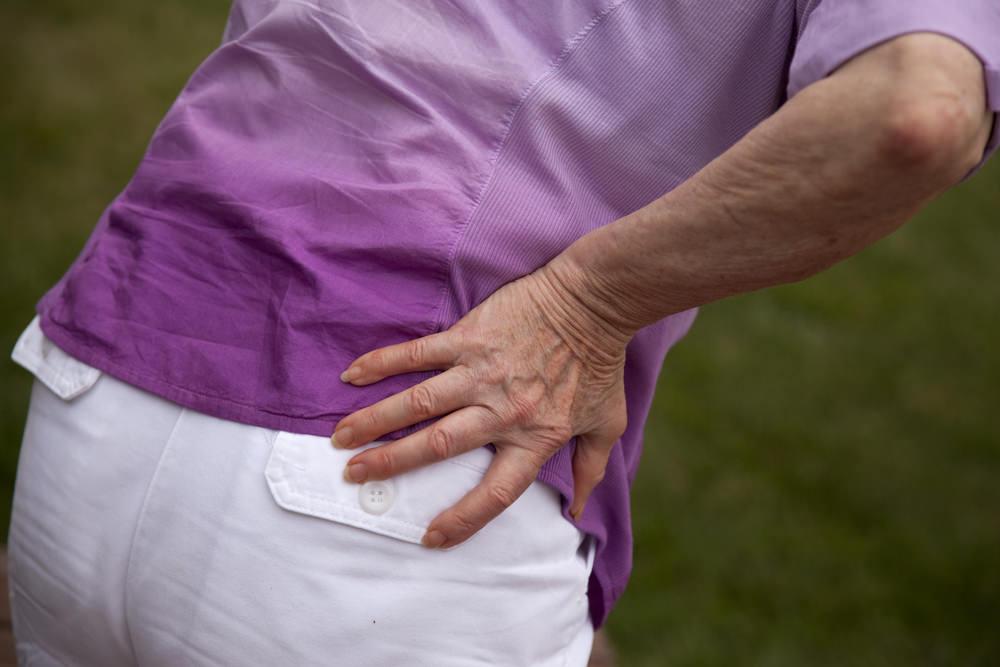 Упражнения при остеохондрозе тазобедренного сустава