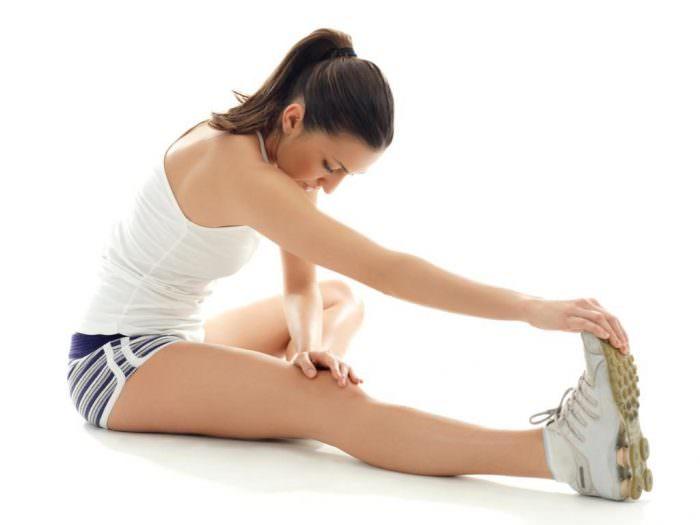 Физкультура при патологиях костей бедра