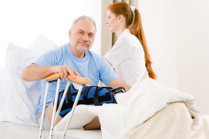 Реабилитация на дому эндопротезирование