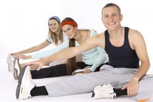 Физические упражнения при артрите коленного сустава