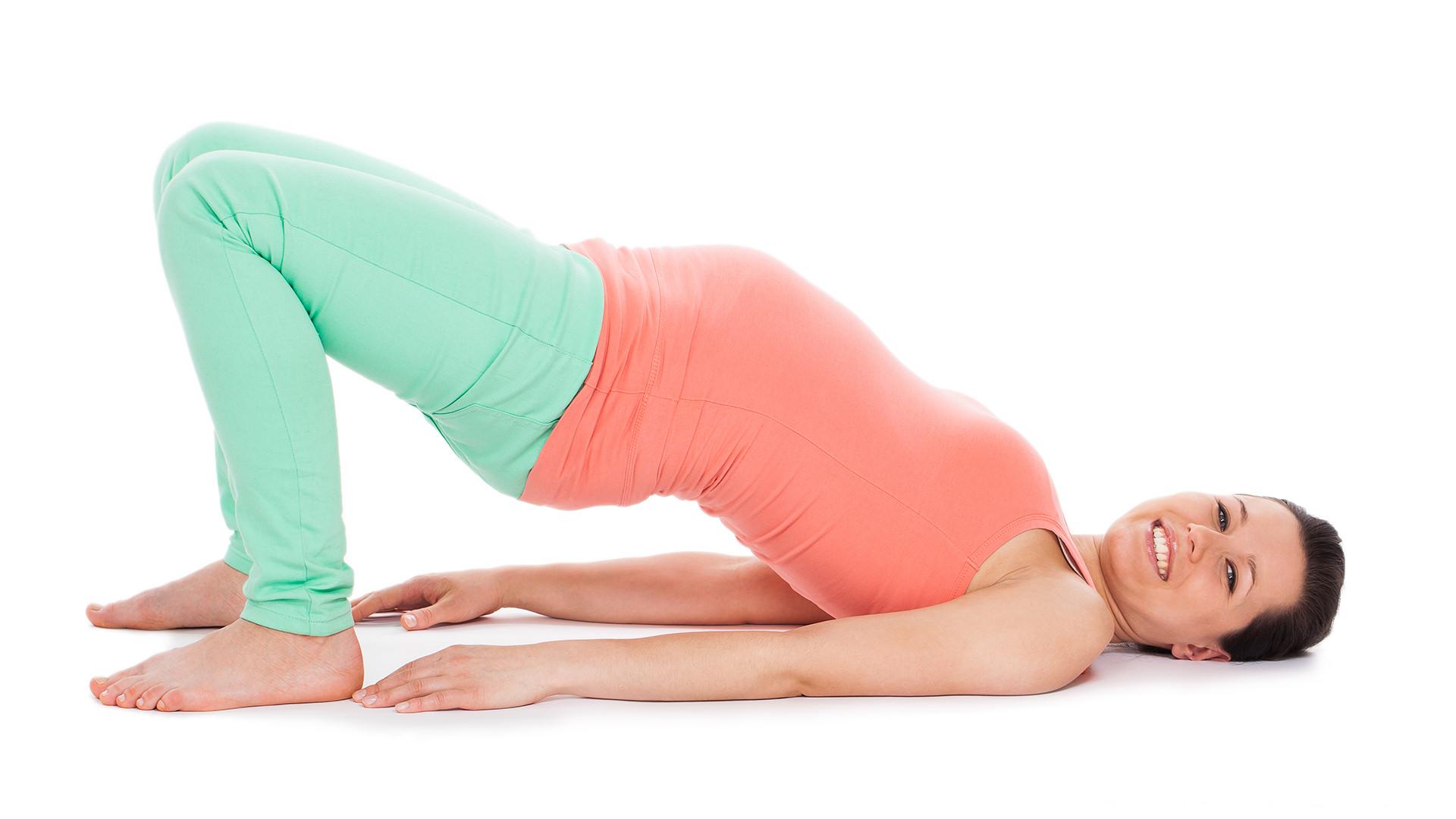 Укрепляем мышцы тазового дна женщины до и после родов