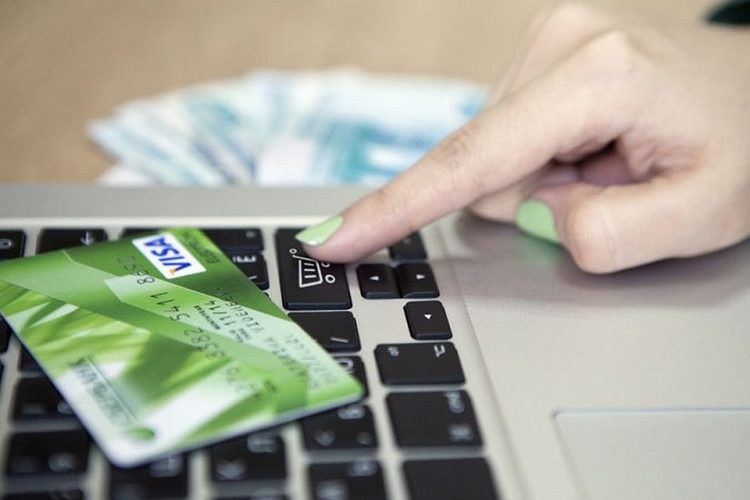 Оплата покупки в интернете